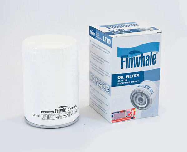 масляный фильтр для автомобиля Finwhale