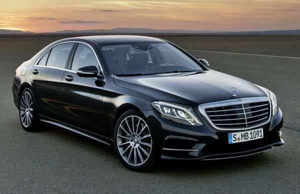 Mercedes Benz S-класса
