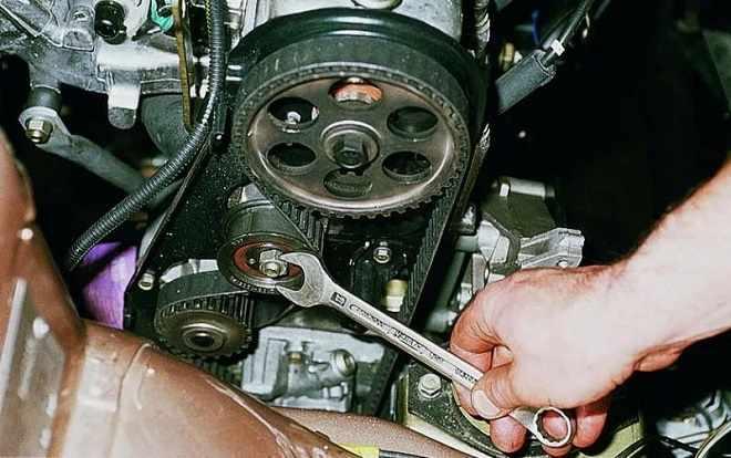 ремень грм на ладе гранта 8 клапанной